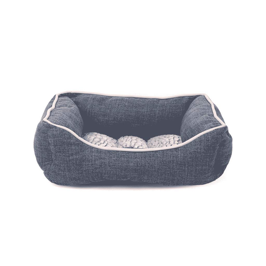 Pet Home Nest Teddy Kennel Removable And Washable Four Seasons Universal Winter Dog Bed Dog Pad WHLONG