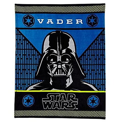Star Wars Darth Vader Plush Fleece Blanket Throw 50