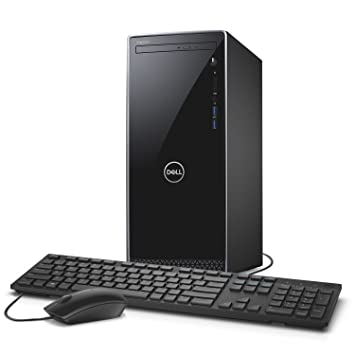 Amazon com: Dell Inspiron 3000 2019 Flagship Business Desktop, Intel