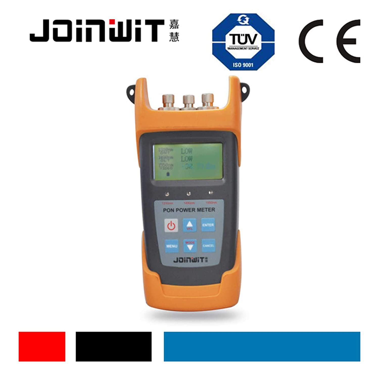 LODFIBER JW3213 FTTx PON Fiber Optical Power Meter BPON//EPON//GPON
