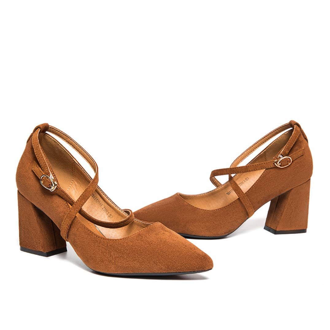 SINXE Ladies Genuine Leather Flock Material Fashion Women Shoes Female High Heel Womens Leisure Sandals