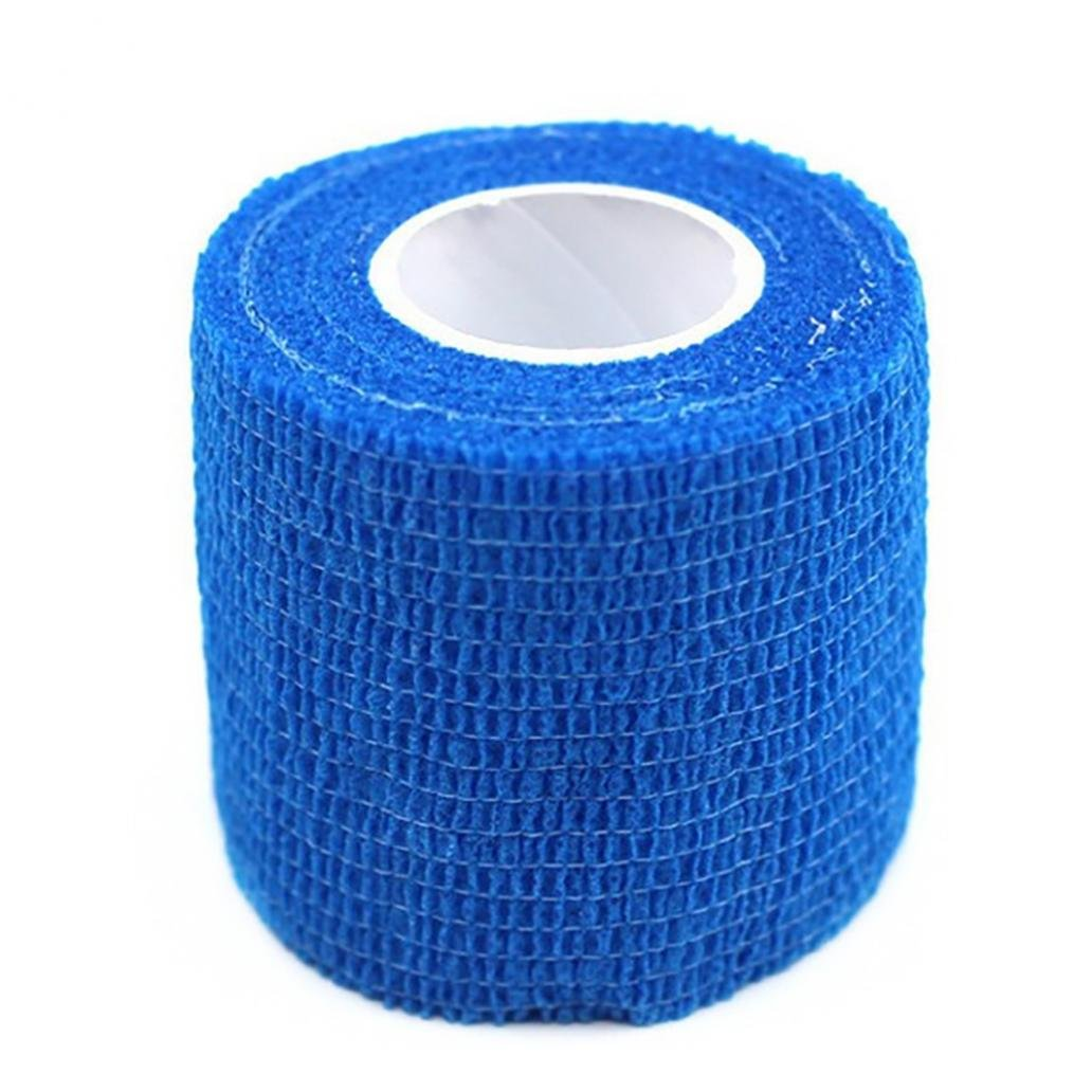 Coesa self Adherent bendaggio elastico traspirante Wrap tape per cane gatto colore casuale Greenlans