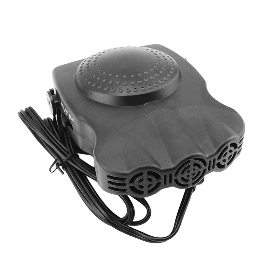 12 V 150 W Auto Car Heater Portatile 2 in 1 Riscaldamento Ventola di raffreddamento Car Dryer Parabrezza Sbrinatore Demister Con maniglia di oscillazione Formulaone
