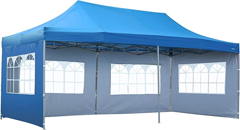 1Pcs Canopy Side Wall Gazebo Shelter Shade For 10x20ft EZ Party Tent Outdoor