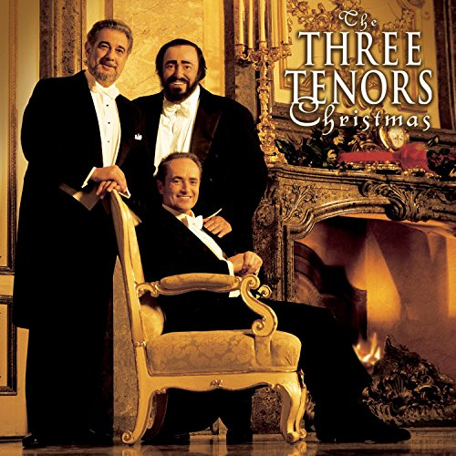 The Three Tenors Christmas - Carrera Nyc