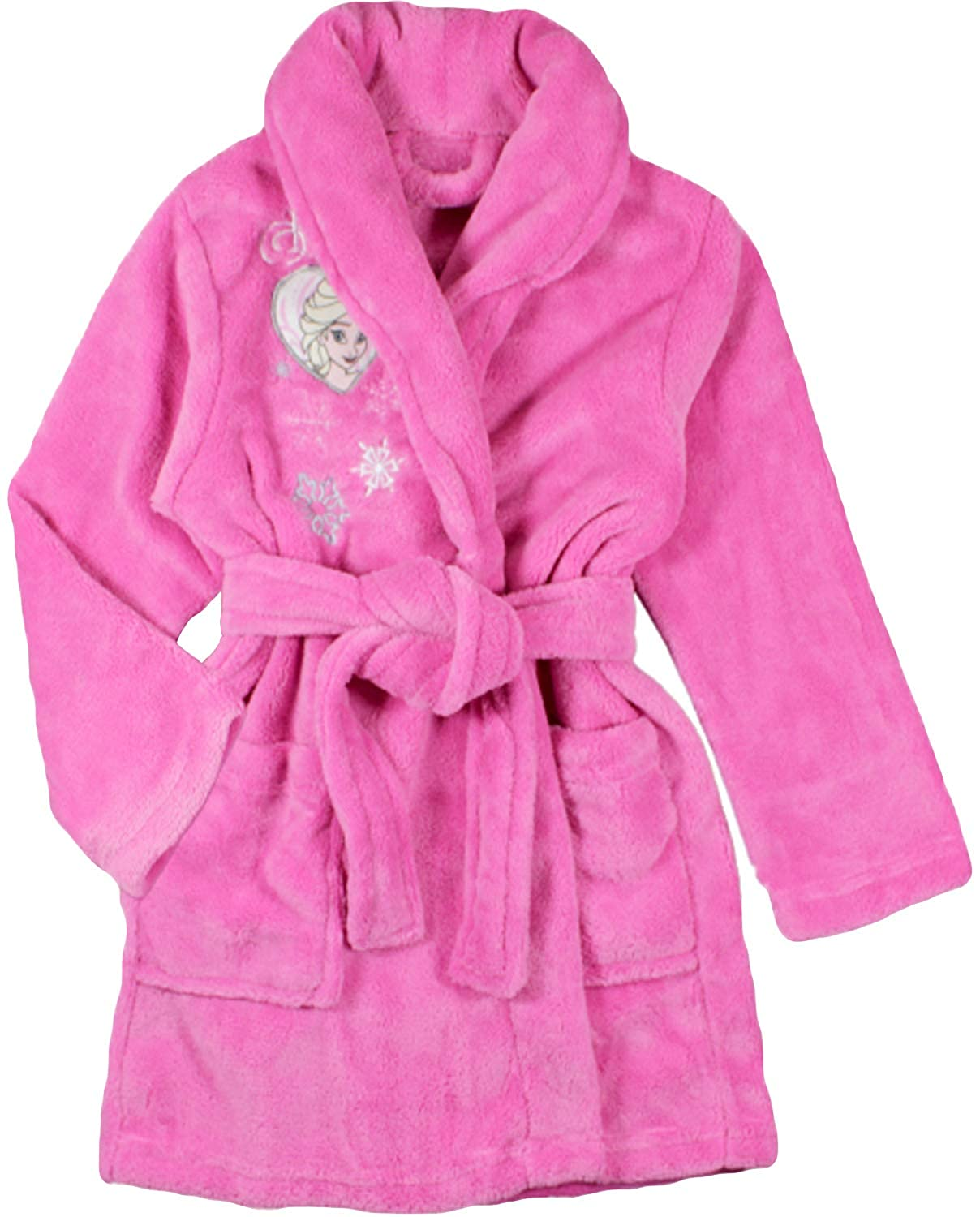 Disney Frozen Girls Fleece Robe