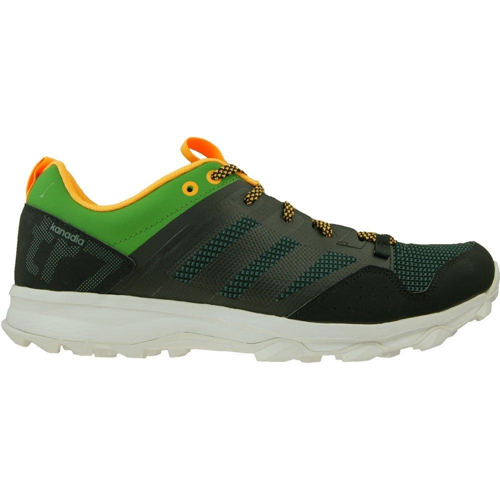 Adidas Kanadia 7 TR M, Zapatillas de Running para Hombre 39 1/3 EU|Negro