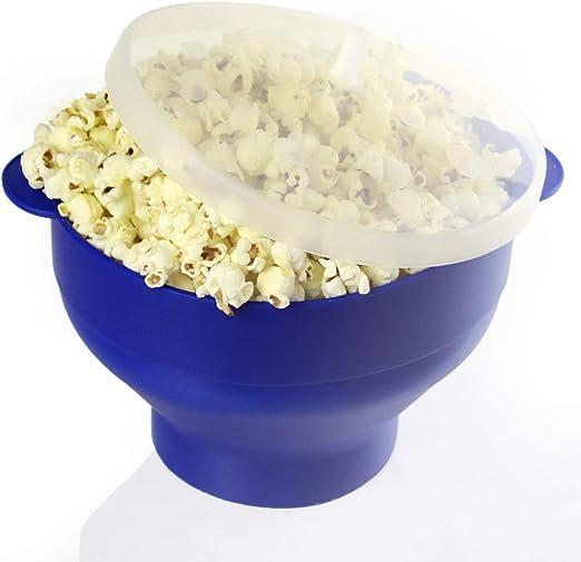 Domisia – Palomitas de maíz para microondas – Máquina de palomitas ...