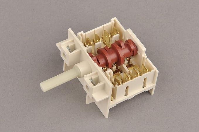 Conmutador Selector Interruptor para Cocina Vitrocerámica ...