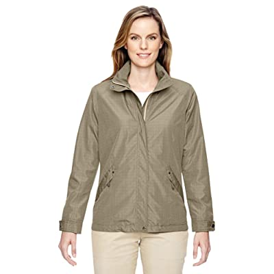 Ash City - North End Ladies' Excursion Transcon Lightweight Jacket with Pattern