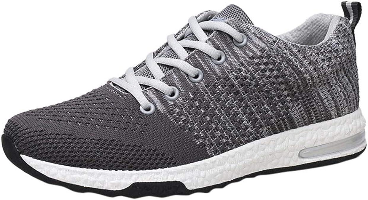 Zapatillas Deporte Hombre,DUJIE Zapatos Zapatos para Correr ...