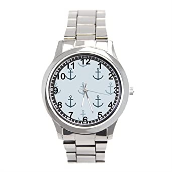 Fatbeauty Stainless Steel Watches Ocean Nautical Wrist Watch Online