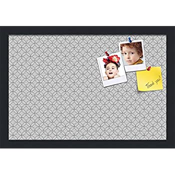 Amazon.com : PinPix decorative pin cork bulletin board made from ...
