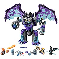 LEGO Nexo Knights the Stone Colossus of Ultimate Destructi Building Kit (785 Piece)