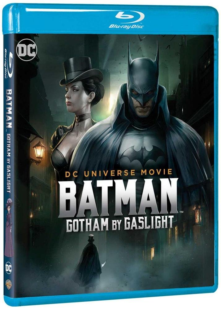 Batman : Gotham by Gaslight [Francia] [Blu-ray]: Amazon.es ...