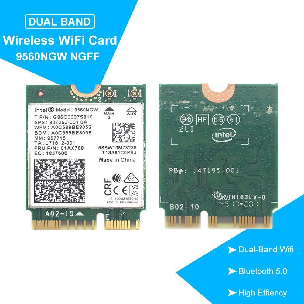Amazon com: Prosaice Dual Band 1 73Gbps Wireless AC 9560