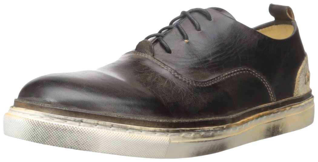 Bed Stu Men's Bishop Fashion Sneaker, Black Rustic, 13 M US by Bed|Stu (Image #1)