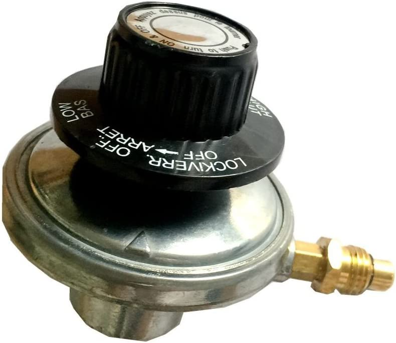 Qty 1 Replacement T-Styled Turn Knob for Some Gas Regulators