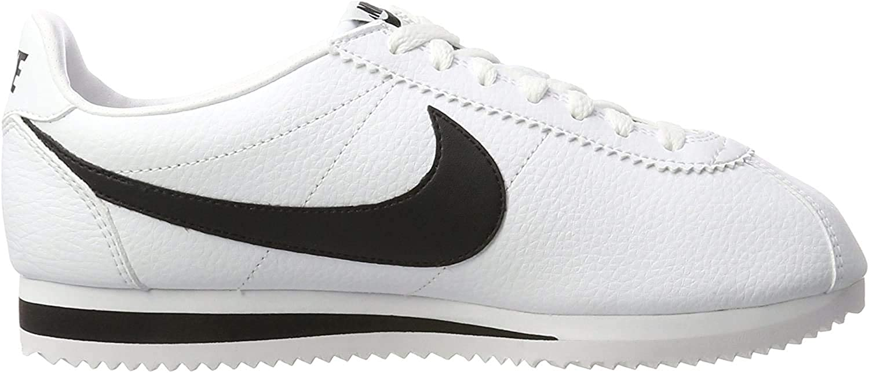 Nike Classic Cortez Leather, Baskets Mixte