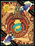 Adult Tattoo Coloring Book: Ultimate and Dynamic Illustrations for Grown Ups, Tattoo Design, Tattoo Art (Sablethorne) (Volume 1)