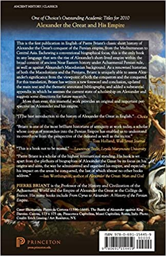Amazon.com: Alexander the Great and His Empire: A Short ...