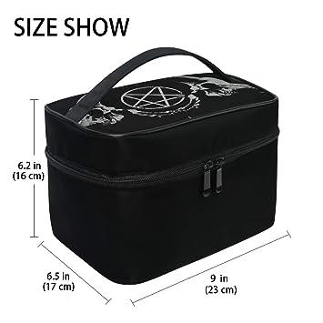 Amazon.com: Bolsa de aseo grande para colgar para hombres y ...