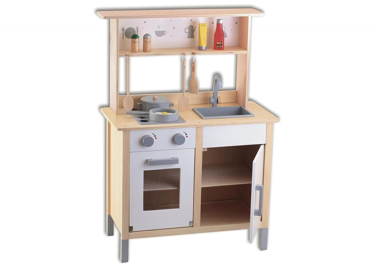 Brio Kinderküche Alternativen - TTC beeboo Holz-Küche