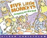 Five Little Monkeys Jumping on the Bed Big Book, Eileen Christelow, 0618836829