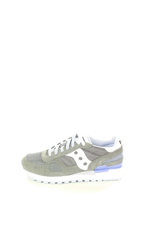 SAUCONY scarpe SNEAKER DONNA 1108-674 GREY-LAVENDER AI17 7 Lavanda
