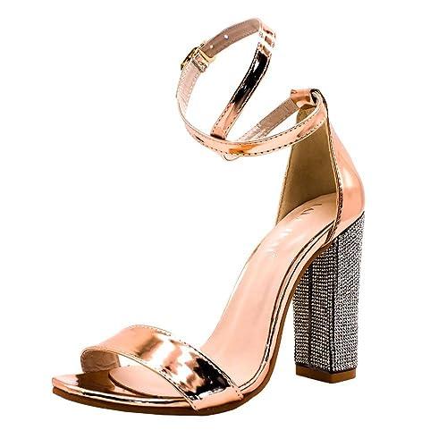 Upxiang Frauen High High High Heels Sommer Sexy Hohe Sandalen Mode Sandalen 1df372