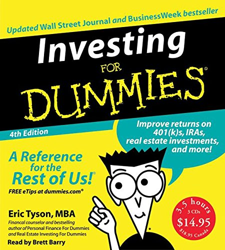 Investing For Dummies CD 4th Edition by HarperAudio