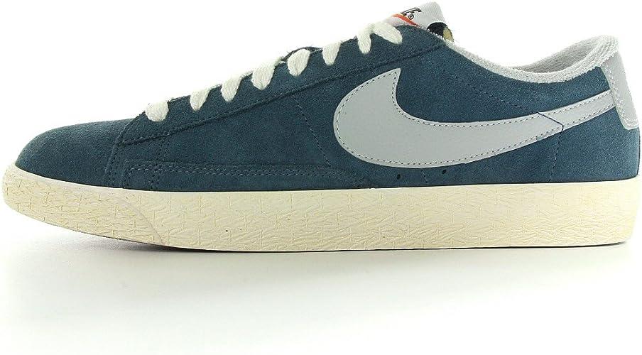 Nike Blazer low premium vintage suede 538402402, Baskets