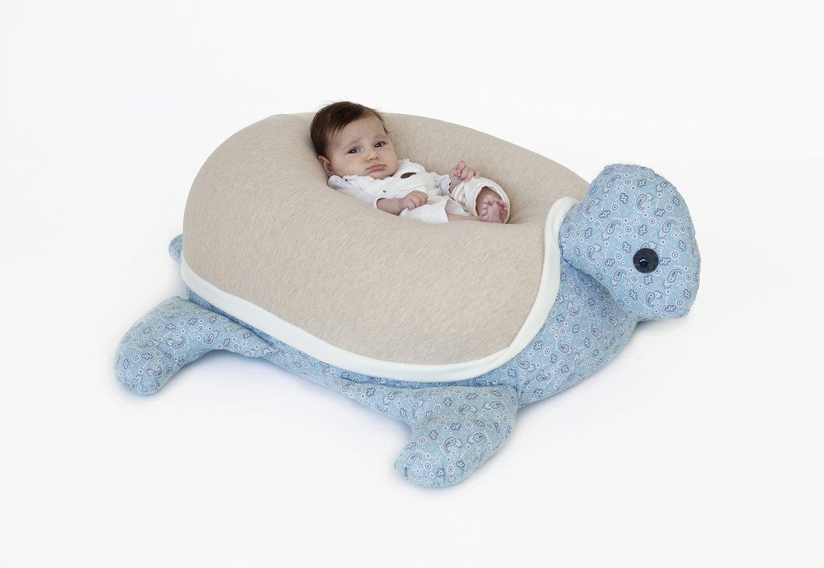 Amazon.com: Kids Baby bean bag Floor pillow Giant animal shaped ...