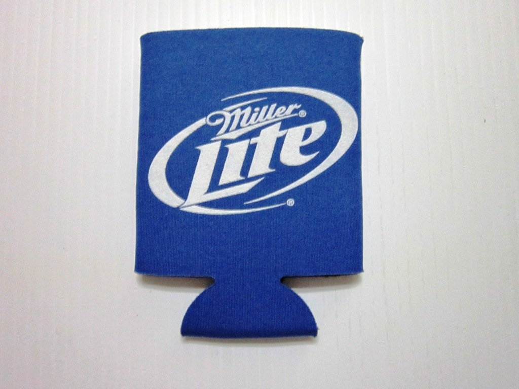 Amazon.com : Miller Lite can insulators (2) : Other Products : Everything Else