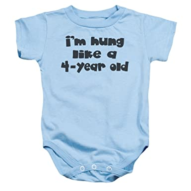62d25d726f Amazon.com  Hung -- Infant One-Piece Snapsuit  Clothing