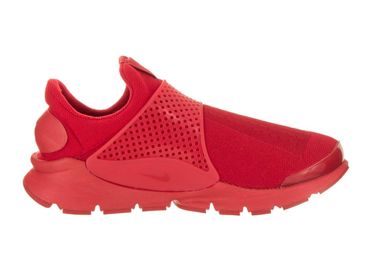 Nike - Sock Dart Kjcrd - 819686600 - Colore: Rosso - Taglia: 46.0
