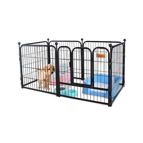 Artículos para mascotas, jaula para cercas para perros, perro ...