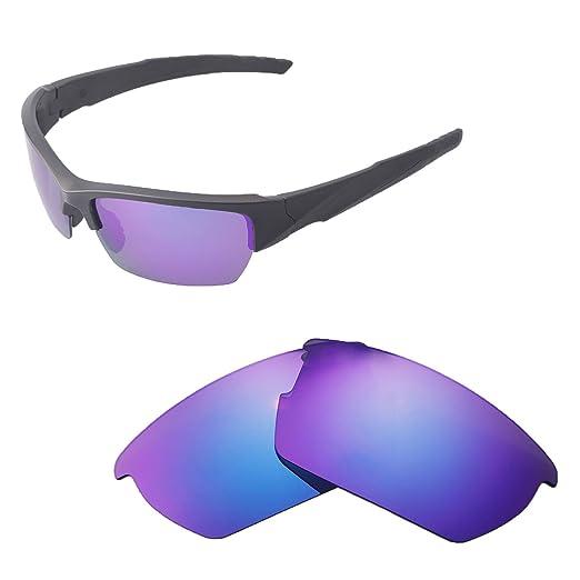 Cristales de repuesto Walleva para gafas de sol Wiley X - múltiples opciones, Unisex adulto, Purple - Polarized, talla única: Amazon.es: Deportes y aire ...