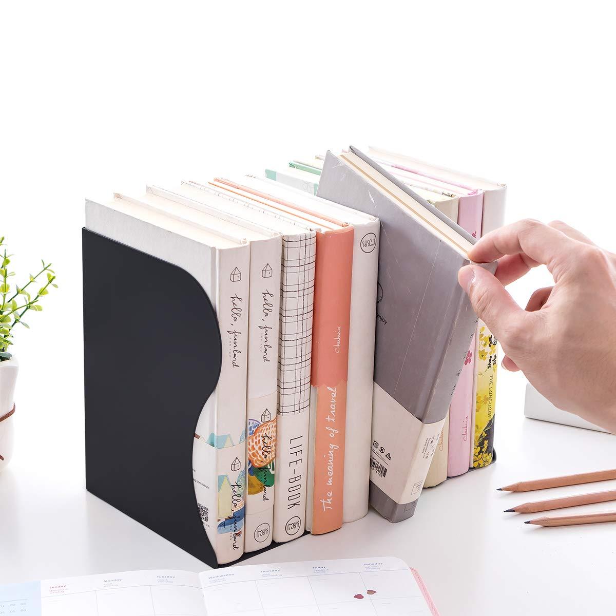 reggilibri per bambini libri Marrone PUNCIA studenti libreria espandibile da scrivania regolabile