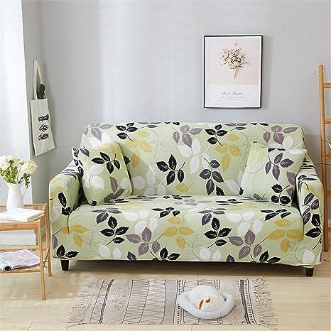 Rosetreee - Funda para sofá de 1 a 4 plazas, Muy elástica ...
