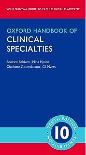 Essentials of kumar and clarks clinical medicine 6e pocket oxford handbook of clinical specialties 10e flexicover oxford medical handbooks fandeluxe Choice Image