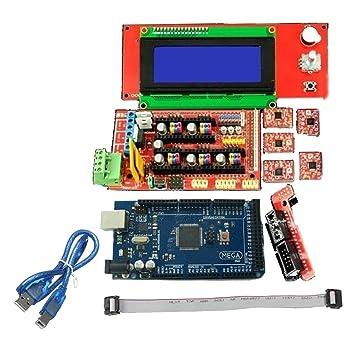 SM SunniMix Junta Controlador 1.4 Placa de Control para Impresoras ...