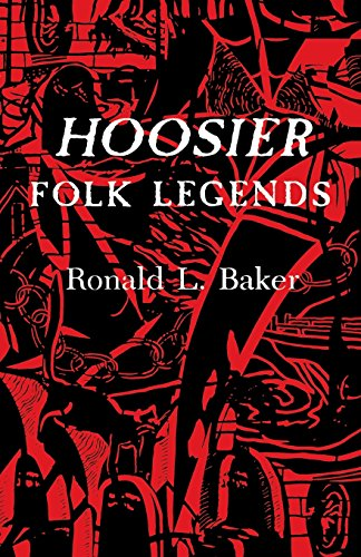 Hoosier Folk Legends (Midland Book)