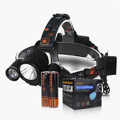 YBZS Linterna Frontal, Luz Roja Bee Head Light LED Fulgor Luz De ...