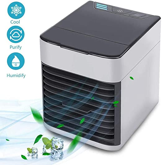 KWOSJYAL Mini Aire Acondicionado portátil Arctic Air Cooler ...
