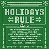 HOLIDAYS RULE, VOL. 2 [LP] (FEATS. PAUL MCCARTNEY, JIMMY FALLON, THE ROOTS, NORAH JONES, ANDREW MCMAHON, THE DECEMBERISTS, ETC.) [Analog]