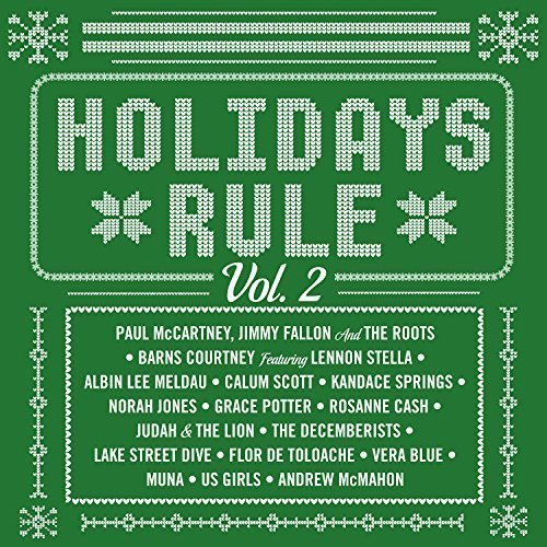 Holidays Rule Volume 2 [LP]