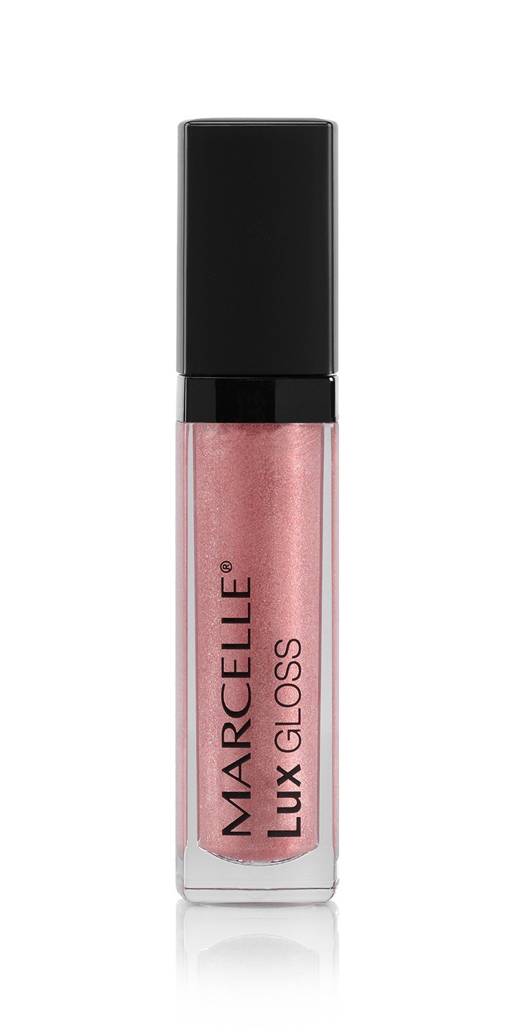 Marcelle Lux Gloss Sheer, Sorbet, Hypoallergenic and Fragrance-Free, 0.19 fl oz