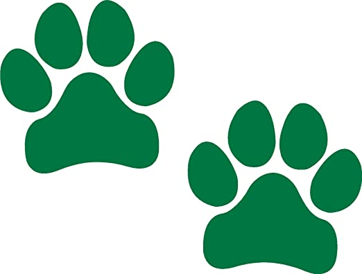 Custom Door Decals Vinyl Stickers Multiple Sizes Paw Palace Phone Number Green Business Paw Palace Outdoor Luggage /& Bumper Stickers for Cars Green 69X46Inches 1 Sticker
