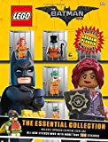 The LEGO® BATMAN MOVIE The Essential Collection: Includes 2 books, 150 stickers and exclusive Minifigure